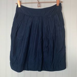 Odille anthropologie above knee skirt size 2